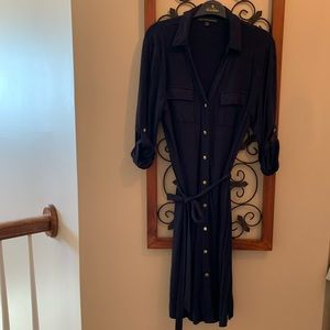 Brooks Brothers Navy Dress